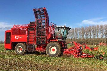 Vervaet: Q-Series harvesters to debut at J Riley demonstration