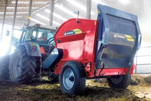 Anderson Group: Precise preparation for forage and bedding