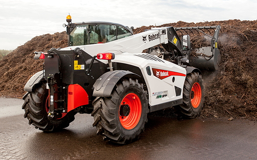 Bobcat: New telehandlers to make Lamma Show debut