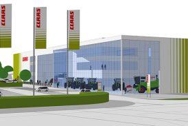 Claas UK plans new headquarters building