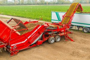 Grimme: New field loader launched