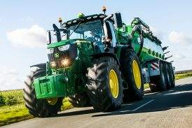John Deere: Flagship models added to 6R Series