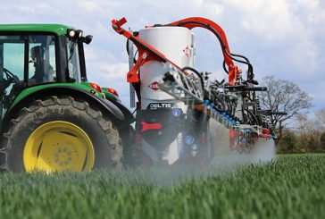 Kuhn: Lamma debut for upgraded Deltis 2 mounted crop sprayer