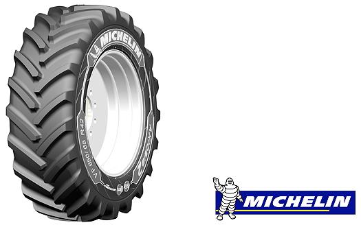 Michelin: Lamma preview for new AxioBib 2 tyre