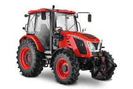 Zetor: New Major HS80 offers more equipment for discerning buyers