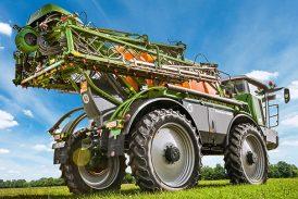 Amazone: Latest Pantera sprayer meets Stage IV emissions standard