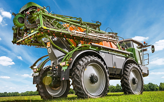 Amazone: Latest Pantera sprayer meets Stage IV emissions standard