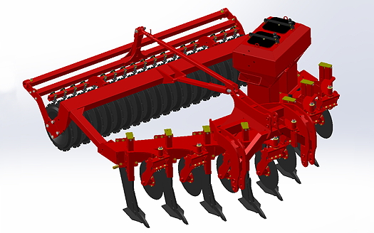 He-Va: Subsoiler battles blackgrass and maximises OSR performance