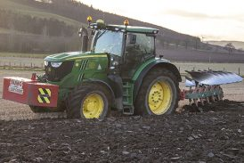 Kverneland: First i-Ploughs go to work