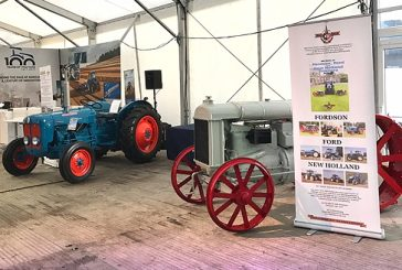 New Holland celebrates 100 years of tractor production