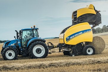 New Holland: Restyled Roll Balers offer better performance