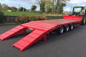 SlurryKat: New range of low loader trailers developed