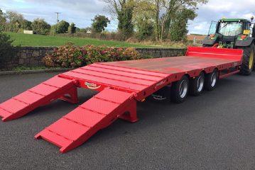SlurryKat: New range of low loader trailers developed