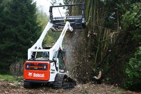 Bobcat: New forestry cutter and mulchers introduced