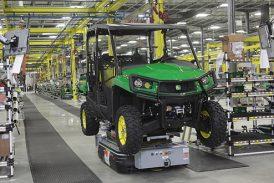 John Deere: Gator factory expands to meet demand