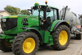 John Deere: Sima Show Special Mention for first all-electric tractor