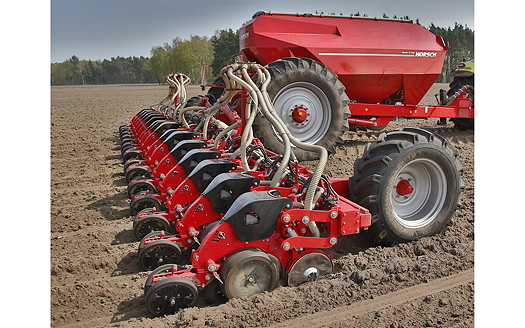 Horsch: AutoForce offers fine coulter control