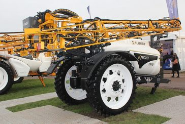 Knight: Entry-level trailed sprayers launched