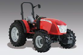 McCormick: New 74hp X4.35M is a scraper tractor snip