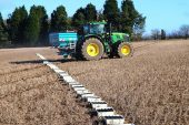 Rea Valley Tractors awarded Approved Spreader Test Centre status