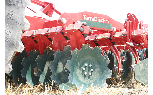 Beyne: Production of TerraDiscPro disc harrows resumes