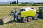 Claas: New balers on display at Grassland