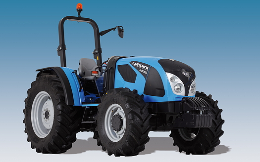 Landini: New scraper tractor candidates launched