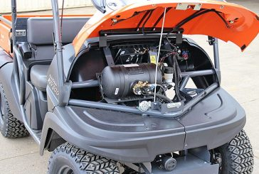 Euromec: LPG Power for Kubota RTV500 utility vehicle