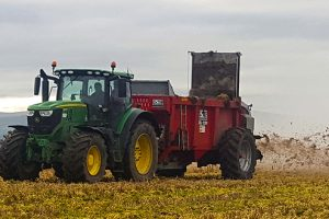 Hi-Spec: New application rate control for Xcel spreader