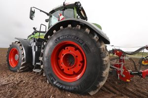 Michelin: Advanced technology sees tyres replace tracks