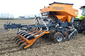 Mzuri: Precision seeding system to be launched at Cereals 2017