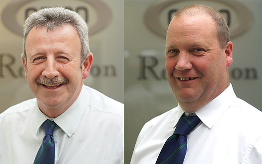 Opico appoints new territory managers for Scotland and Northern England