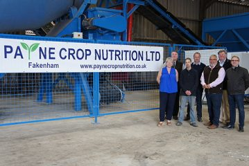 Payne Crop Nutrition: Fertiliser company launches with a back-to-the-future approach