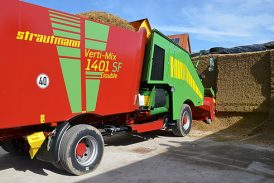 Strautmann: Self-propelled diet feeder range launched on contract hire deals