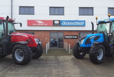 New distribution arrangements for Landini and McCormick tractors throughout Ireland