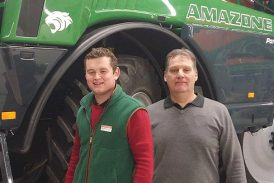 Amazone strengthens its UK service support team
