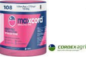 Cordex: Maxxcord is designed for high-density balers