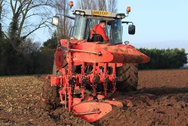 Maschio: Breaking new ground with mounted ploughs in the UK