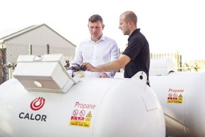 Calor: Free LPG tank installation for rural agricultural businesses