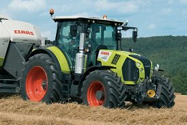 Claas: New generation Arion 600 and 500 tractors unveiled