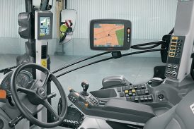 Claas: New CIS+ option for Axion 800 and Arion 600/500 ranges