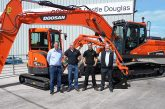 New Doosan dealer for Southern Scotland and Cumbria