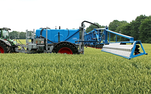 Lemken: Facelift for Primus and Albatros sprayers