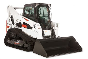 Bobcat: New T870 compact tracked loader launched