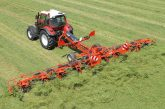 Kuhn Farm Machinery: Gyrotedder range updated
