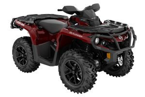 Can-Am: ABS equipped ATVs can reach 105km/hr