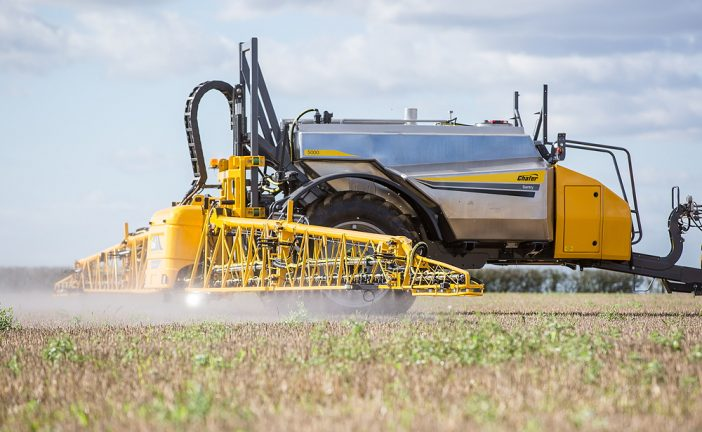 Chafer: Trailed sprayer upgrades for the 2018 season