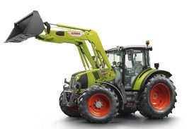 Claas: New Arion 400 series launched