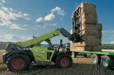 Claas: New Scorpion telehandlers have been built with Liebherr