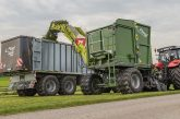 Fliegl: Award-winning Buffalo is a revolution in grassland harvesting